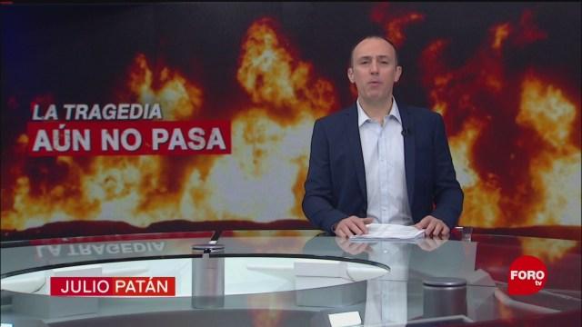 Foto: Las noticias Julio Patán 25 enero de 2019