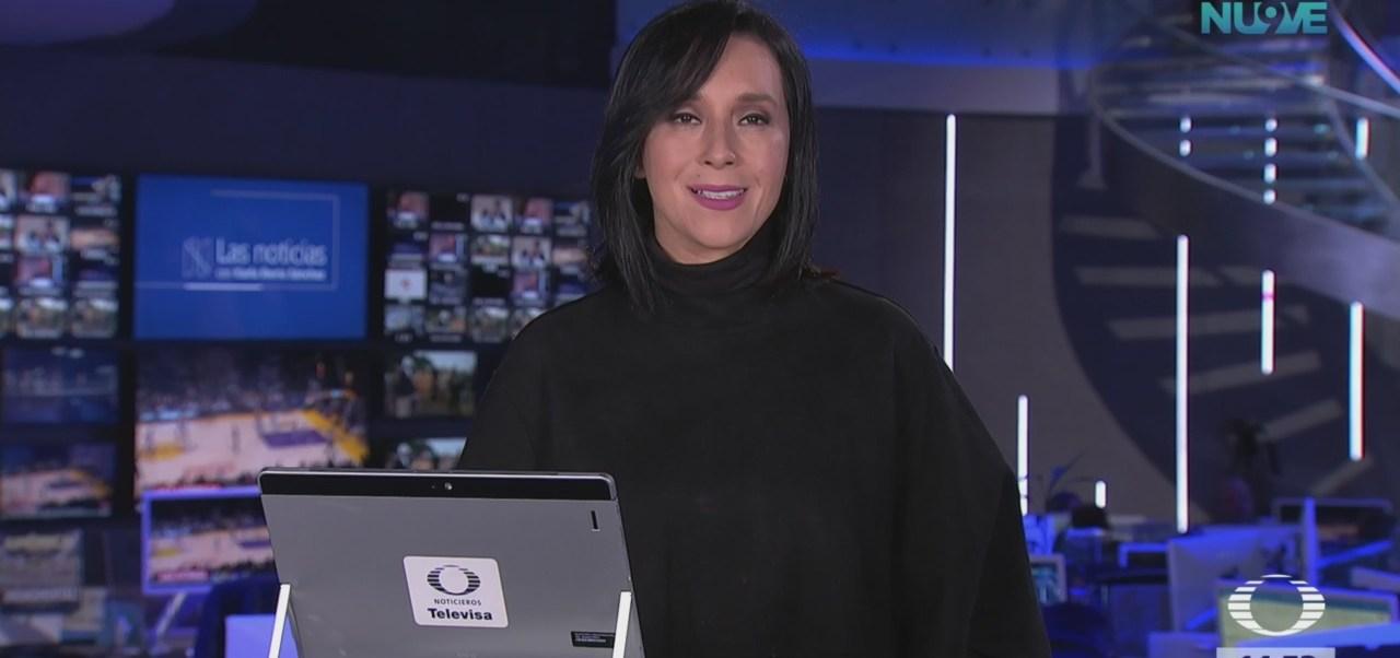 Las Noticias, con Karla Iberia: Programa del 10 de enero del 2019
