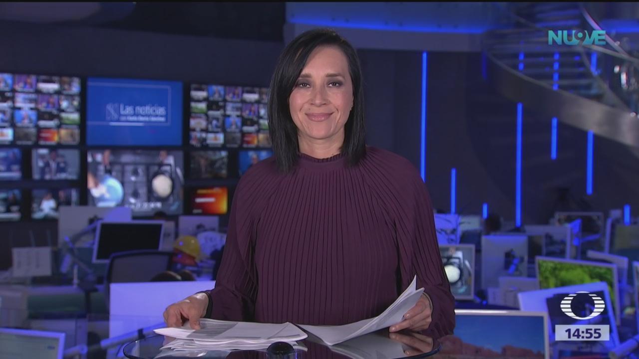 Las Noticias, con Karla Iberia: Programa del 18 de enero del 2019