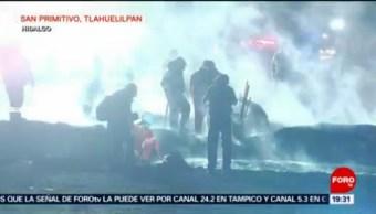 Cómo ocurrió la tragedia en Tlahuelilpan, Hidalgo