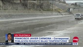 Sexta Tormenta Invernal En Chihuahua Dispara Las Alertas, Sexta Tormenta Invernal, Chihuahua, Alerta Amarilla, Descenso De Temperatura,