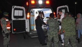 Reservado, pronóstico de lesionados en la explosión de Tlahuelilpan