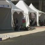 Foto: Llega primer contingente de migrantes a la CDMX
