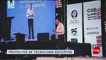 FOTO: Los Mejores Proyectos De Tecnología Educativa En América Latina, Proyectos, Tecnología Educativa, América Latina, Proyectos Educativos, 5° Congreso Internacional De Innovación Educativa, Tec De Monterrey, 26 ENERO 2019