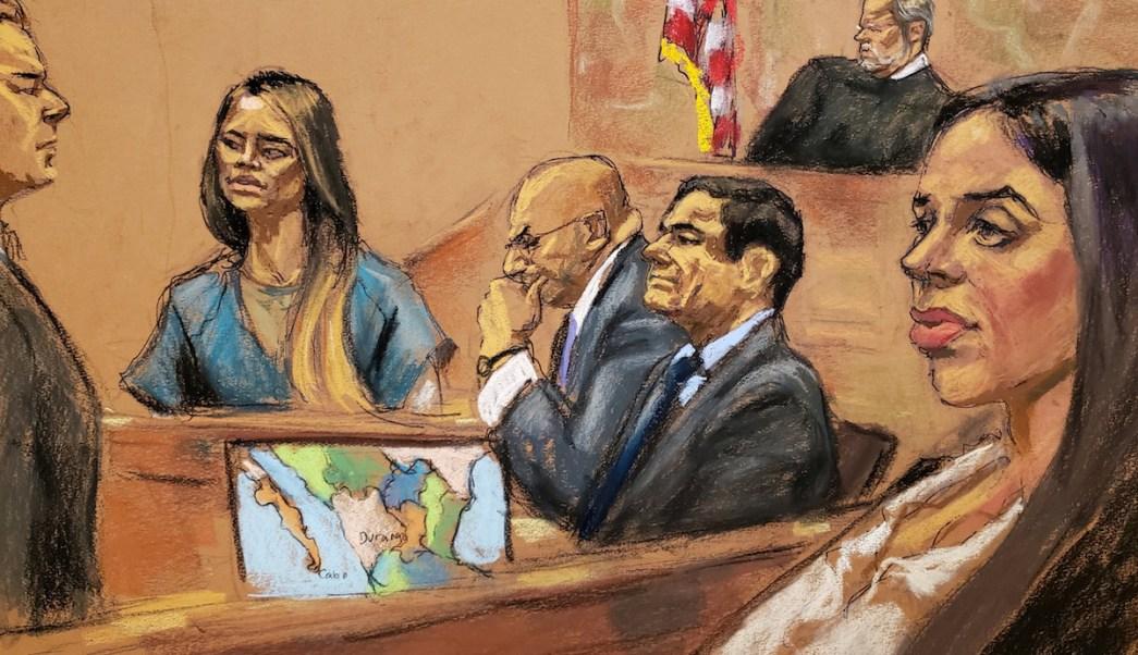 Lucero Guadalupe Sánchez Amante Chapo Guzmán