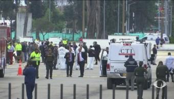 Muertos Atentado Coche Bomba En Colombia