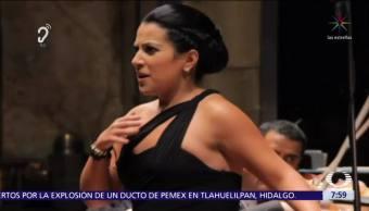 María Katzarava, soprano mexicana que triunfa en la Scala de Milán