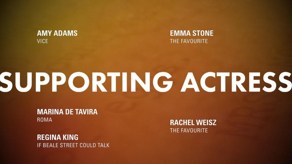 Marina de Tavira es nominada a los Premios Oscar
