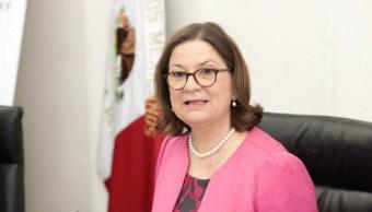 Presupuesto de embajadas, asunto del canciller, dice Bárcena