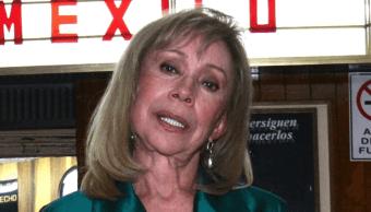 Muere la actriz Maty Huitrón, madre de Carla Estrada