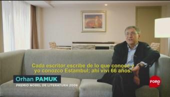 Me Siento Privilegiado Por Tener Una Galaxia De Historias: Orhan Pamuk, Orhan Pamuk, Ganador Del Premio Nobel De Literatura 2006, Premio Nobel De Literatura 2006, Escritor Turco, Entrevista Exclusiva A Creadores Universitarios