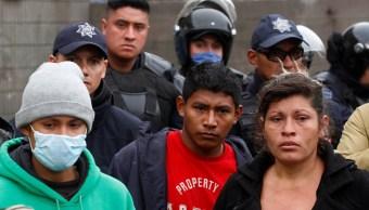 Migrantes se integran a la vida laboral en Tijuana