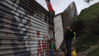 A nadie le gusta un muro, dice embajadora Martha Bárcena