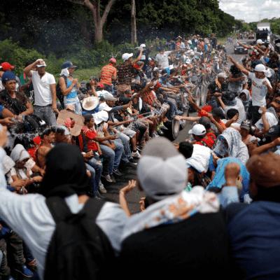 Durante 2018, flujo de migrantes aumentó al doble en San Luis Potosí