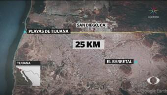 Migrantes Centroamericanos Intentan Cruzar De Nuevo A EU, Migrantes Centroamericanos, Intentan Cruzar De Nuevo A EU, Tijuana, Patrulla Fronteriza