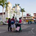 Foto: Migrantes en Tapachula, Chiapas, octubre 2018. Notimex
