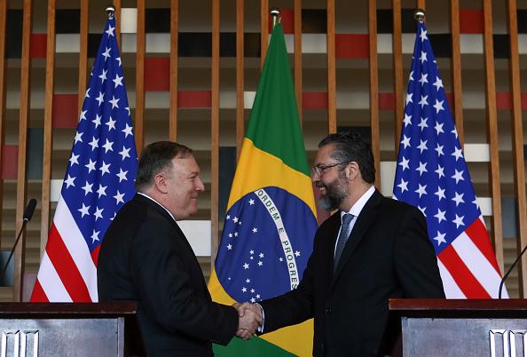 Brasil y EU trabajarán juntos contra regímenes autoritarios