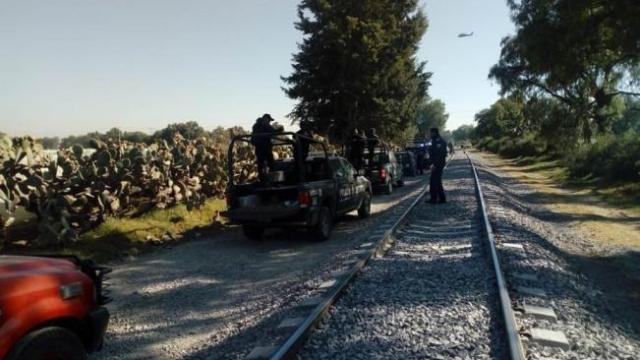 Foto: Militares y policías recorren Chilapa 28 enero 2019