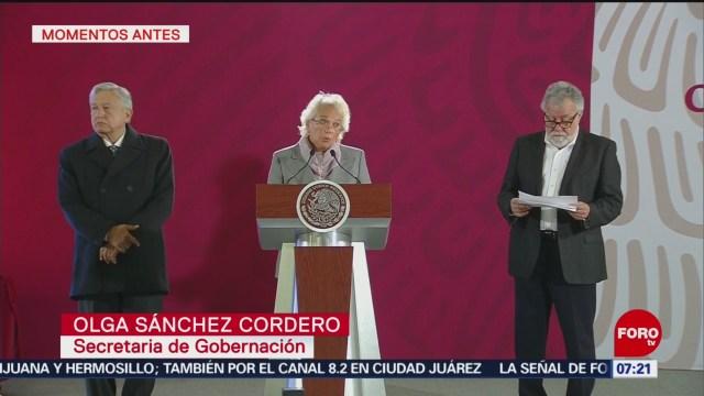 Muchos presos políticos no tienen sentencia porque no hay manera de condenarlos, Sánchez Cordero