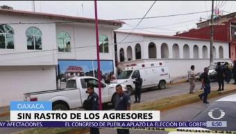 Muere expolicía por ataque contra palacio municipal de Matías Romero, Oaxaca