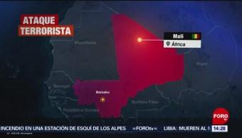 Mueren 8 cascos azules de la ONU en ataque terrorista en Malí