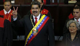 Comunidad internacional rechaza investidura de Maduro