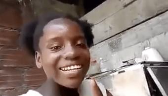 Video: Niña se graba diciendo que será famosa y lo logra
