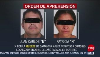 Nueva orden de aprehensión contra feminicidas de Ecatepec