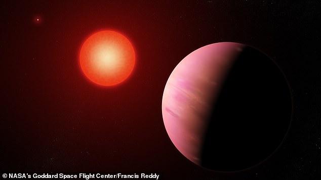 El planeta K2-88Bb está localizado en la zona habitable del rango de su estrella, lo que incrementa las posibilidades de que albergue vida (NASA Goddard)