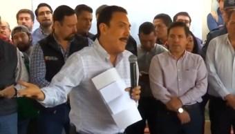 Hidalgo se hará cargo de gastos funerarios de Tlahuelilpan, asegura el gobernador Omar Fayad