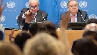 ONU ofrece asistencia a México tras explosión en Hidalgo