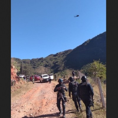 Suman 12 muertos tras enfrentamiento en Chilapa, Guerrero