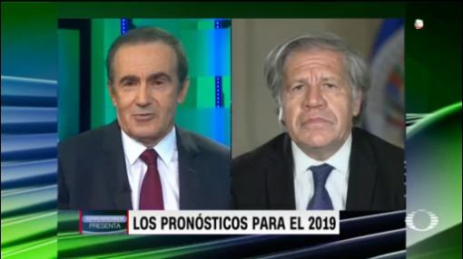 Periodista, Andrés Oppenheimer, Secretario General De La Oea, Luis Almagro, América Latina, Gobierno De Nicolás Maduro,