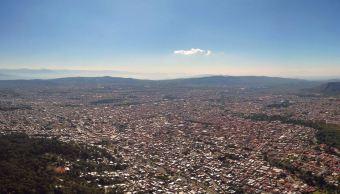 Foto: Uruapan, Michoacán, frente frío 32 bajas temperaturas, el 29 de enero 2019