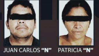 Pareja de Ecatepec segunda vinculación a proceso feminicidio