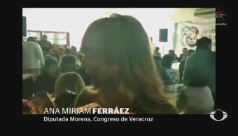 Perla Negra Diputada Morena Propone Toque Queda Mujeres