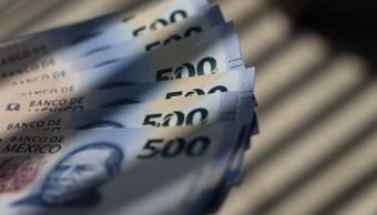 Peso en séptima semana con ganancias, dólar cotiza en 19.14