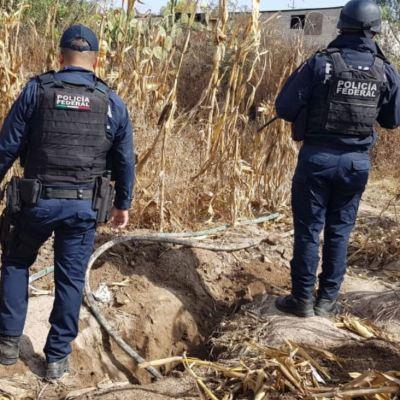 PF asegura 14 tomas clandestinas de alto riesgo en Hidalgo