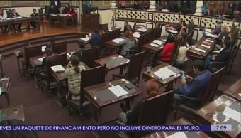 Postergan elección de gobernador interino en Puebla