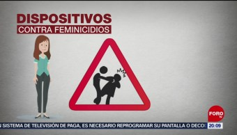 Programa Código Violeta Prevenir Feminicidios Cdmx