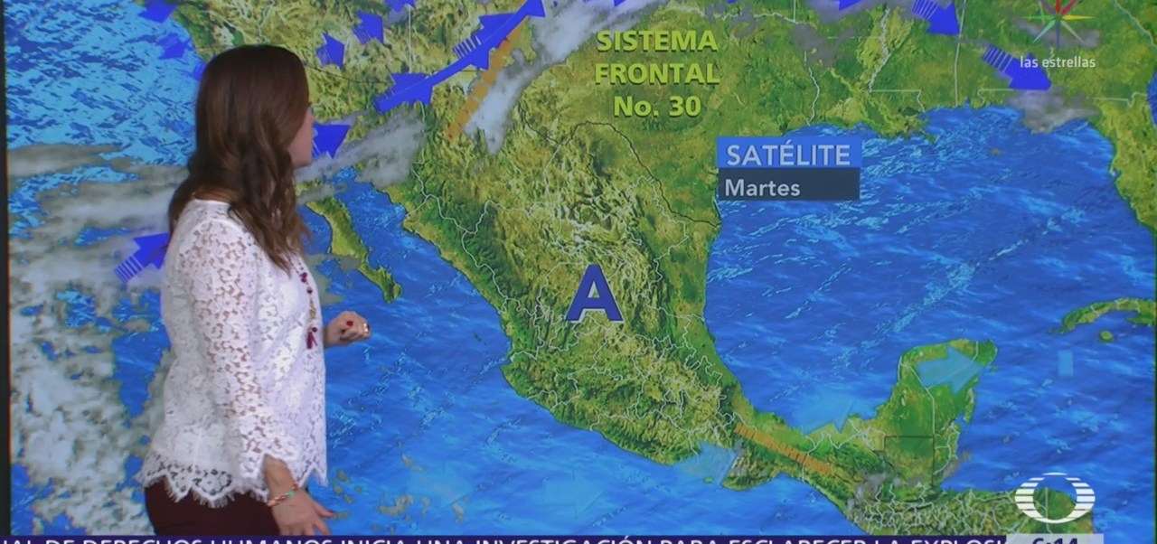 Pronostican chubascos en la costa de Guerrero