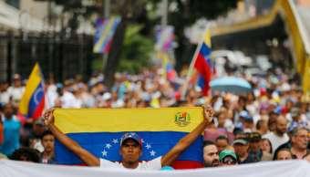 FOTO ONU: 40 muertos y 850 detenidos tras protestas en Venezuela/ Caracas 23 enero 2019