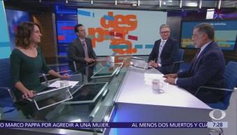 René Delgado: Huachicol y bloqueos en Michoacán, eventos que han marcado a México