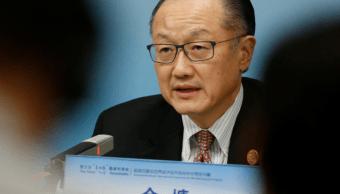 Renuncia Jim Yong Kim, presidente del Banco Mundial