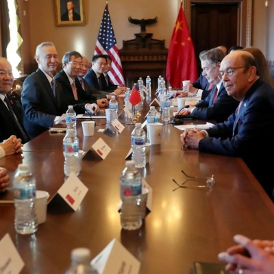 EEUU y China arrancan en Washington nueva ronda de negociaciones comerciales
