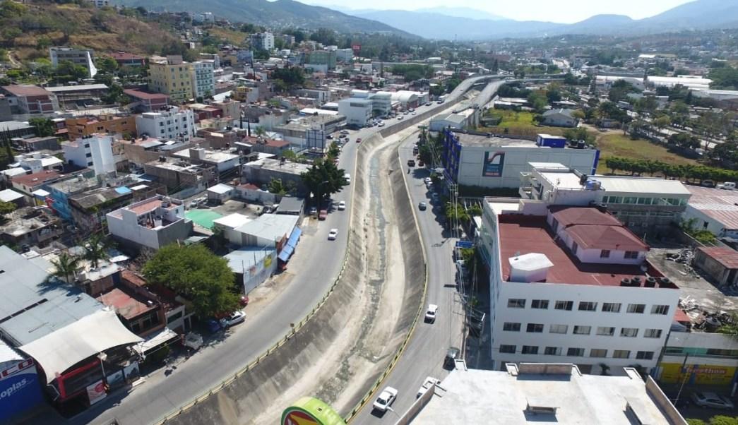 Limpian encauzamiento de Río Huacapa Chilpancingo, Guerrero