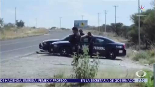 Roban pipa con 25 mil litros de gasolina en Guanajuato