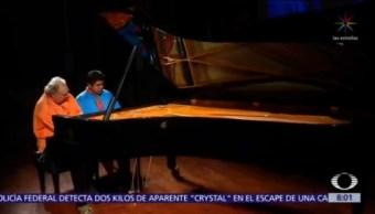 Romayne Wheeler, exitoso concertista que adoptó a rarámuris como su familia