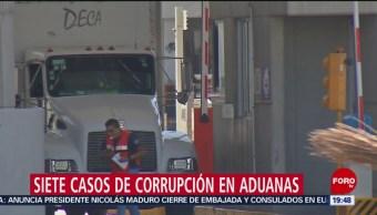 Foto: Casos Corrupción Aduanas Norte 24 de enero 2019