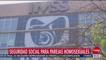 Seguridad Social Para Parejas Homosexuales SCJN
